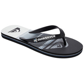 Quiksilver Molokai Highline Slab Men Sandals black/grey/white